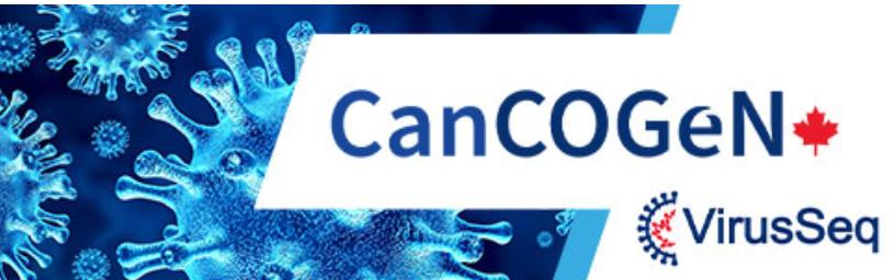 Canadian COVID Genomics Network VirusSeq
